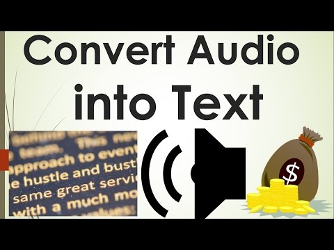 {HINDI} Convert Audio into Text to Earn Money Online || audio video transcription jobs in india