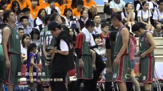 蕭敬騰\第一節休息\20160425喜鵲vs南山高中籃球賽
