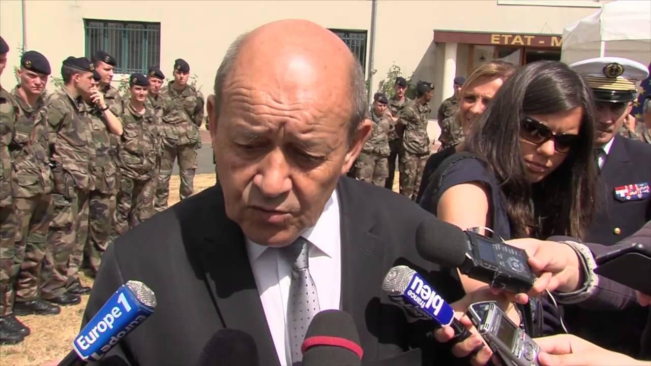 Yvelines : Les troupes de l'opération Sentinelle à l'honneur