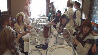 Lolita High Tea At Hadley's Hotel With Ravi ~ 30th December 2014