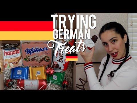 Trying German Snack & Candy | Taste & Curiosity (The Berlin Set)
