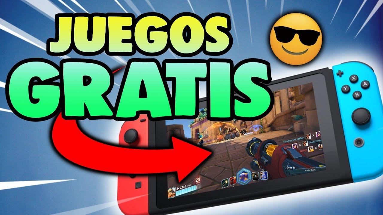 Juegos Gratis Para Nintendo Switch Los Mejores De 2018 En La