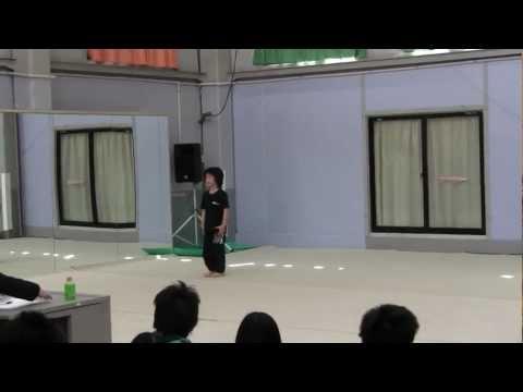 XMA 日本大会第1回 規定部門 3位 POWER ARTS Kaishu