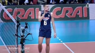 Giannelli Cam: le sue migliori giocate in Italia-Russia
