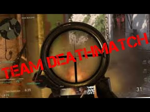 Call of Duty®: WWII Team Deathmatch highlights from March 13