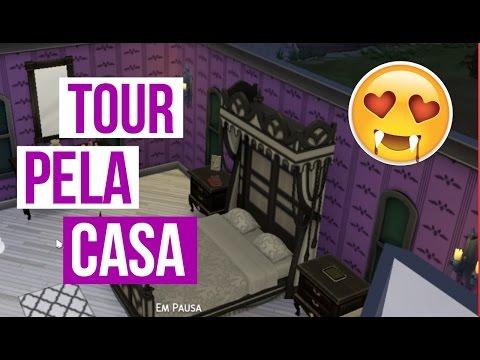 DIÁRIO DE UM VAMPIRO - TOUR PELA CASA | MATSURA GAMES