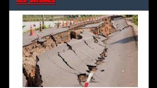 Gambar cover Les Seismes - Les Doc d'Anass #2
