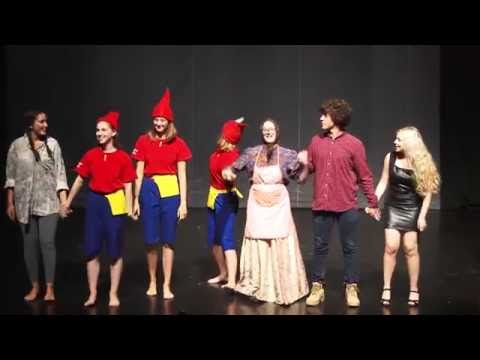 Gimnazija Josipa Slavenskog Čakovec: European Traditional Tales on Stage (ERASMUS+)