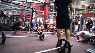 UFC Gym Ultimate Fitness Challenge [HD] 2013 Concord california