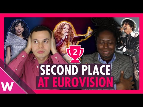 Eurovision Second Place: 2010 - 2019 | Our Favourites