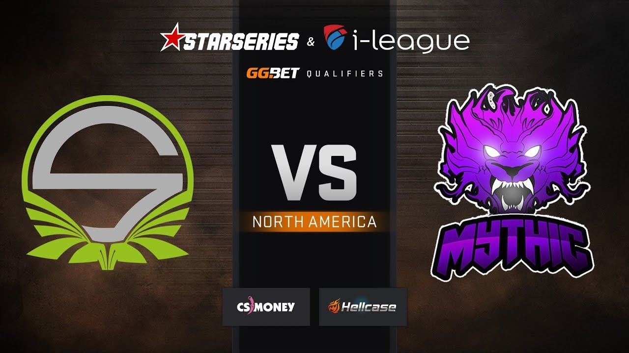 Singularity vs Mythic, map 1 Dust2, StarSeries & i-League S7 GG.Bet NA Qualifier