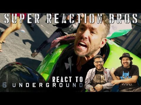 """SRB Reacts to 6 Underground 