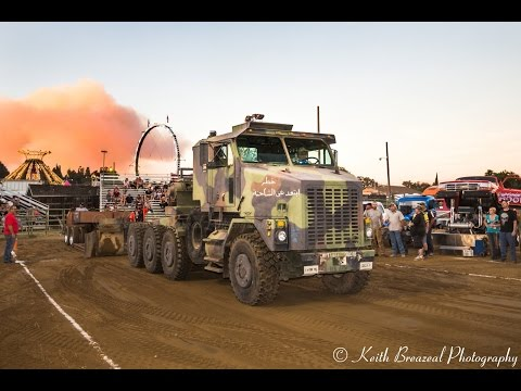 Heavy Equipment Transport System M1070 Truck Tractor © Keith Breazeal