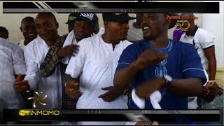 PASUMA @50..ALAWIYE, SMALL DOCTOR ,TAIYE CURRENCY AND OTHERS CELEBRATE HIM IN GRAND STYLE