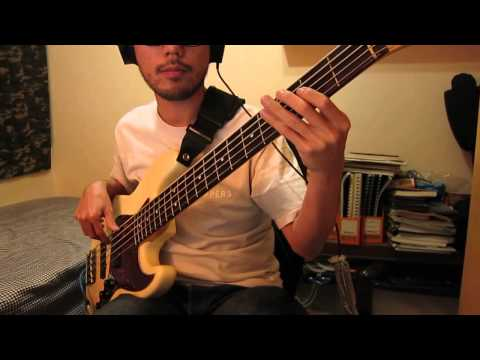 Dear Jane - Stand Up (Bass Cover)