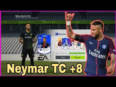 FIFA Online 4 | 10 Kèo Nâng Cấp +8 Cực Khủng H. Crespo +8 ; Neymar +8 ; Haland +8 ; Veron +8...