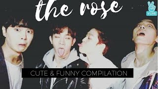 The Rose [더 로즈] - Cute & Funny Compilation ♡