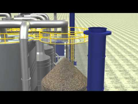 Large Capacity Thermal Sand Reclamation