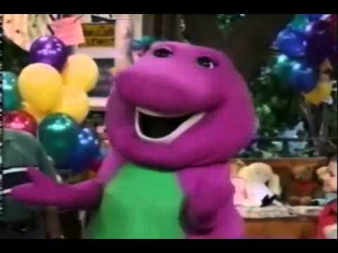 Barney ich mag dich