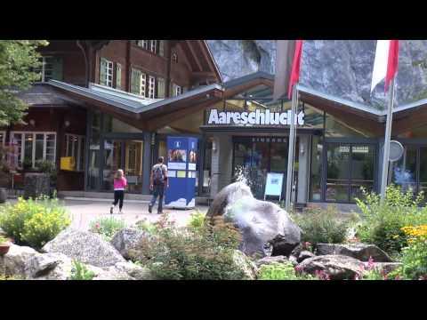 ELVETIA-Berna si Areschlucht