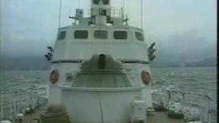 MIRAGE Patrol Boat  - High speed and manoeuvrability, together with sufficient fire-power