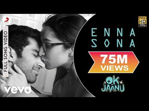 Enna Sona - Full Song | Shraddha | Aditya...