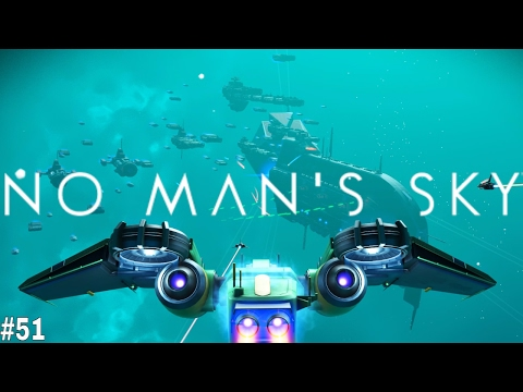 No Man's Sky   Part 51: FREAKIN' AWESOME!!! MEGA SCALE SPACE COMBAT!!! [NMS   Pathfinder 1.2 Update]