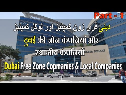 Dubai Business Freezone Companies Vs Local Companies