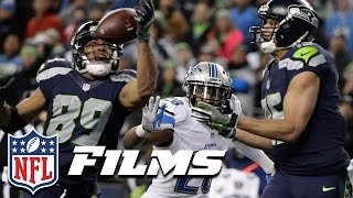 Doug Baldwin's Big 4th Quarter & Thomas Rawls' Record Day (NFC Wild Card) | NFL Turning Point