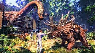 ARK: Survival Evolved - EXPLORING!! (ARK Extinction Gameplay)
