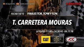 14-2018) La Plata: Final TCM, TCPM y TC Pick Up