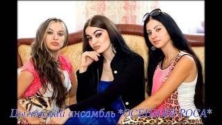 Анна Стоянович и цыганский ансамбль ОСЕННЯЯ РОСА
