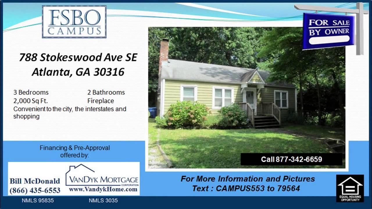 3 bedroom home for sale in east atlanta subdivision atlanta ga youtube for 3 bedroom homes for sale in atlanta ga