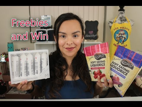 Freebies and Win Haul for September 10th through September 16th