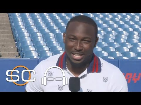 LeSean McCoy explains injury scare in game against Jets | SC with SVP | ESPN