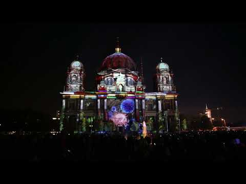 08 Sinoca - Spain | 3. Festival of Lights Award | Berlin Cathedral