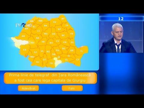 Câştigă România! - episodul 4 (@TVR)