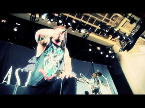 As I Lay Dying  Confined Live On Mayhem Festival