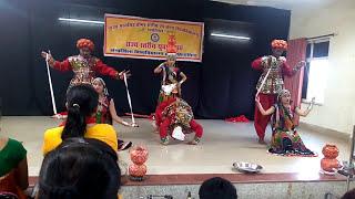 Rajisthani folk dance (9691313124 Rahul Saini(Choreographer)