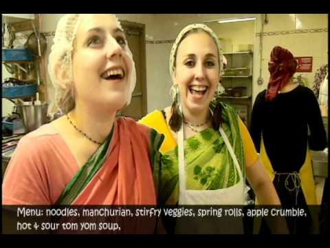 Gaura-Shakti & Friends Cook For Toronto's Hare Krishna Sunday Feast!