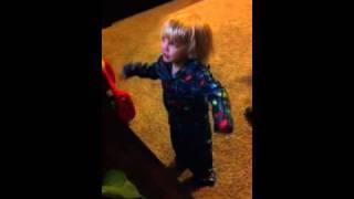 Wubbzy robot dance
