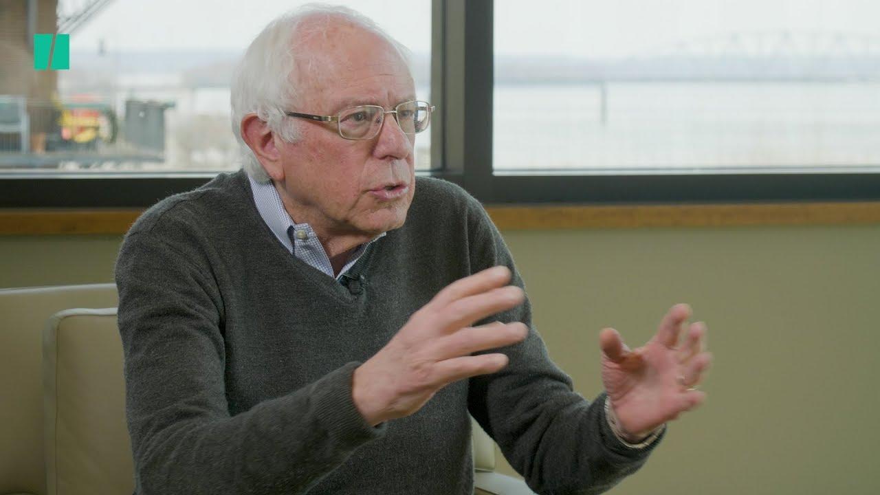 Bernie Explains Fox News Town Hall | HuffPost Politics