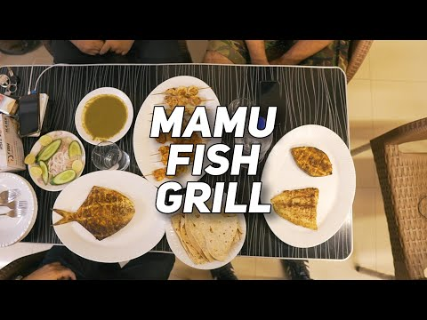 MAMU FISH GRILL | SEAFOOD SERIES | EP. 4