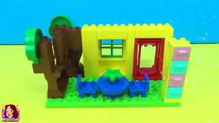 Peppa Pig Tree House UNIVERSAL TOYS VIDEO FOR KIDS by AUNT CRIS