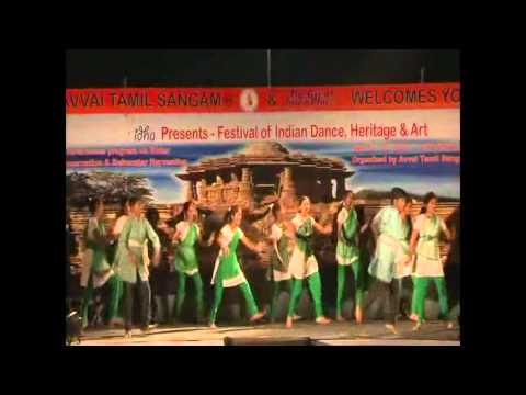 National Integration Dances by Bhamini Sekhar Nritiyalaya at