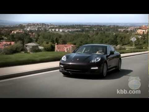 2012 Porsche Panamera Review - Kelley Blue Book