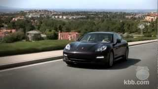 2012 Porsche Panamera Video Review