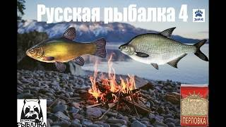 Русская Рыбалка 4 #11 Эх хвост, чешуя, не поймал я ни х...(ничего)