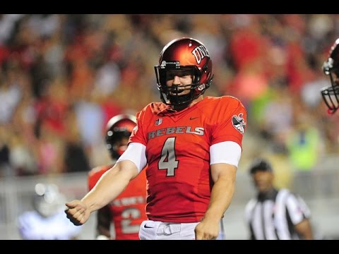 JOHNNY STANTON QB#4 UNLV Rebels vs Jackson State