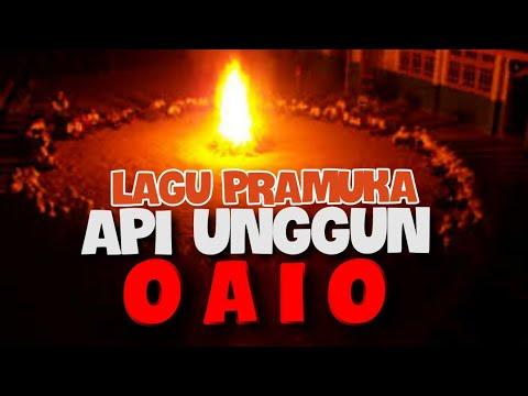 Lagu Api Unggun Oaio